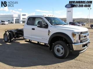 New 2019 Ford F-550 Chassis CAB XLT  - SYNC -  SiriusXM for sale in Paradise Hill, SK