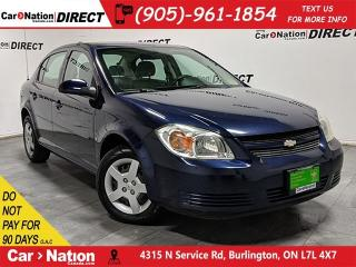 Used 2008 Chevrolet Cobalt | LOCAL TRADE| ONE PRICE INTEGRITY| for sale in Burlington, ON
