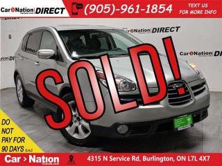 Used 2006 Subaru B9 Tribeca | AWD| AS-TRADED| SUNROOF| LEATHER| for sale in Burlington, ON