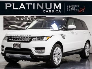 Used 2016 Land Rover Range Rover Sport HSE Td6 7 PASSENGER, Driver ASSIST, Heads UP for sale in Toronto, ON