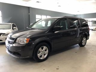 Used 2016 Dodge Grand Caravan NAVIGATION*DVD*REAR VIEW CAMERA*NO ACCIDENTS*LOW K for sale in North York, ON
