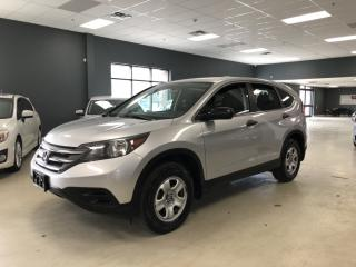 Used 2013 Honda CR-V LX*NO ACCIDENTS*ONE OWNER*BLUETOOTH*BACK-UP CAMERA for sale in North York, ON