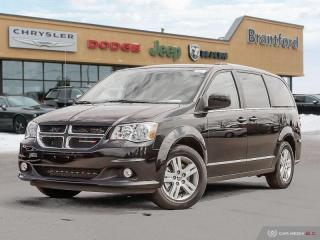 New 2019 Dodge Grand Caravan Crew Plus  - Leather Seats - $255.79 B/W for sale in Brantford, ON