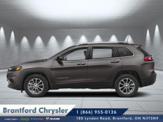 New 2019 Jeep Cherokee Trailhawk Elite  - Navigation - $269.84 B/W for sale in Brantford, ON