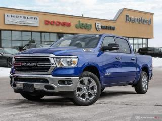 New 2019 RAM 1500 Big Horn  - $306.84 B/W for sale in Brantford, ON