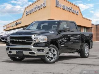 New 2019 RAM 1500 Big Horn  - $307.94 B/W for sale in Brantford, ON