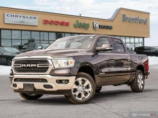 New 2019 RAM 1500 Big Horn  - Remote Start - Uconnect - $307.75 B/W for sale in Brantford, ON