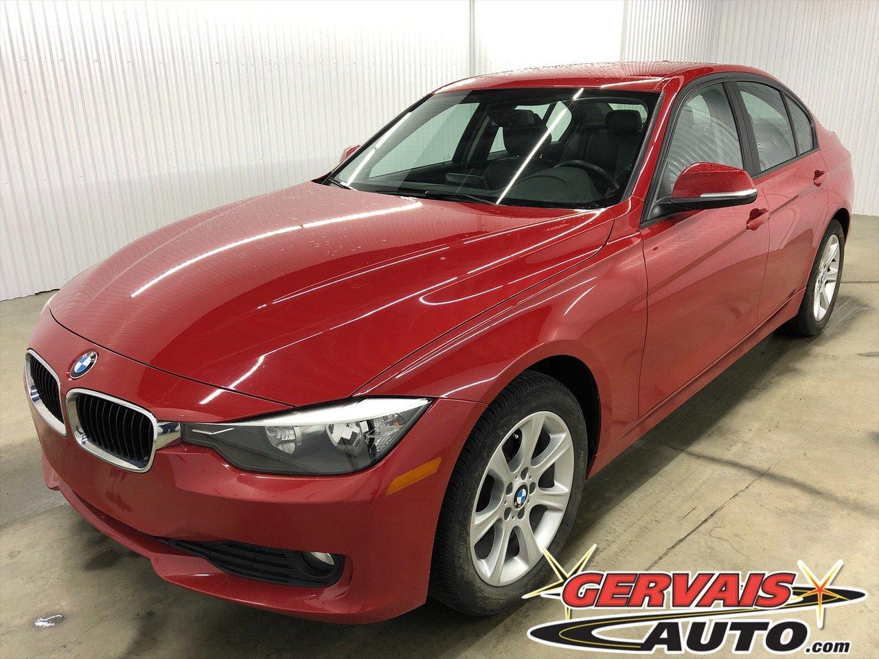 Bmw Trois Rivieres >> Used 2014 Bmw 3 Series 320i Xdrive Classic Line Mags Cuir