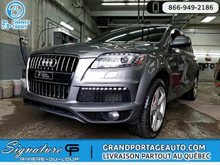 Used 2013 Audi Q7 quattro 4 portes 3,0 L Premium for sale in Rivière-Du-Loup, QC