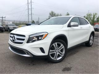 Used 2015 Mercedes-Benz GLA GLA 250 4MATIC| New Tires| Bluetooth for sale in St Catharines, ON