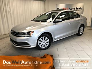 Used 2016 Volkswagen Jetta 1.4 Tsi Trend+, Gr for sale in Sherbrooke, QC
