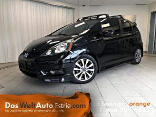 Used 2013 Honda Fit Sport, Gr for sale in Sherbrooke, QC