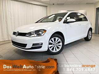 Used 2015 Volkswagen Golf 2.0 TDI Comfortline for sale in Sherbrooke, QC