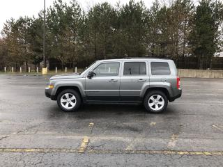 Used 2012 Jeep Patriot NORTH EDITION 4X4 for sale in Cayuga, ON