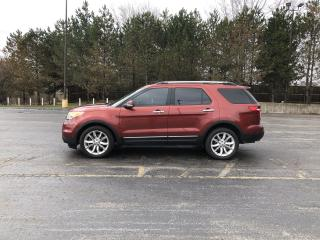 Used 2014 Ford Explorer Limited 4WD for sale in Cayuga, ON