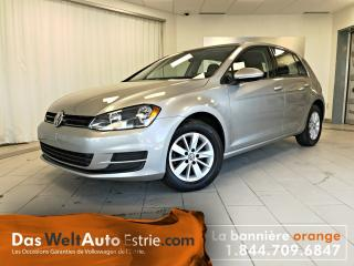 Used 2015 Volkswagen Golf 1.8 Tsi Trend, Gr for sale in Sherbrooke, QC