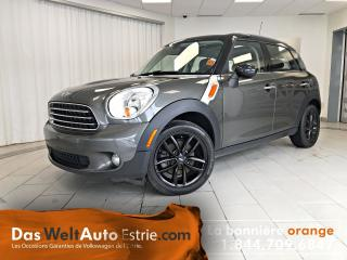 Used 2014 MINI Cooper Countryman Cooper, Cuir, Toit for sale in Sherbrooke, QC