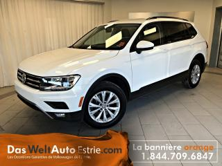 Used 2018 Volkswagen Tiguan 4motion, Trendline for sale in Sherbrooke, QC