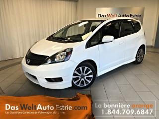 Used 2014 Honda Fit Sport, Gr for sale in Sherbrooke, QC