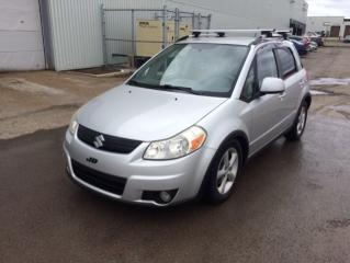 Used 2007 Suzuki SX4 Hayon 5 portes, BM, JLX, Traction intégr for sale in Quebec, QC