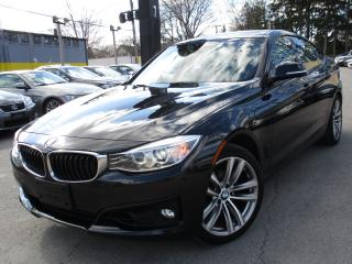 Used 2015 BMW 3 Series 328I XDRIVE GT~NAVI~ONE OWNER~PANO ROOF !!! for sale in Burlington, ON