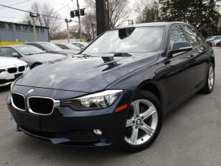 Used 2015 BMW 3 Series 320I XDRIVE~NAVIGATION~70KMS~ONE OWNER !!!! for sale in Burlington, ON