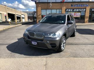 Used 2013 BMW X5 xDrive50i/NAVI/MATTE WRAP/HEADS UP for sale in North York, ON