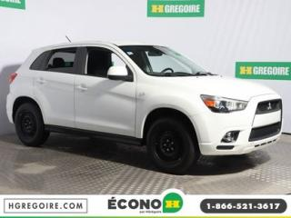 Used 2012 Mitsubishi RVR SE A/C BLUETOOTH for sale in St-Léonard, QC