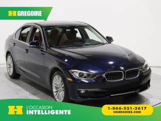 Used 2014 BMW 328i XDRIVE A/C GR ELECT for sale in St-Léonard, QC