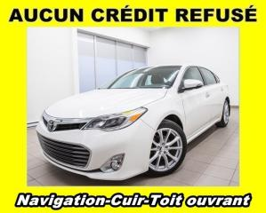 Used 2014 Toyota Avalon for sale in St-Jérôme, QC