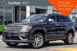 New 2019 Jeep Grand Cherokee Summit|New Car|Trailer.Tow.Pkg|Pano.Sunroof|HK.Audio|Blindspot| for sale in Thornhill, ON