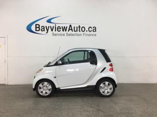 Used 2015 Smart fortwo Pure - AUTO! NAV! BLUETOOTH! ONLY 5000KMS! for sale in Belleville, ON