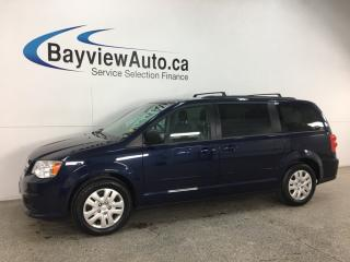Used 2017 Dodge Grand Caravan CVP/SXT - STOW 'N GO! MID BUCKETS! for sale in Belleville, ON