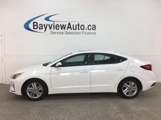 Used 2019 Hyundai Elantra Preferred - AUTO! HTD SEATS! SUNROOF! ALLOYS! for sale in Belleville, ON