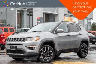 Used 2018 Jeep Compass Limited Pano_Sunroof Navigaiton Keyless_GO Heated_Frnt_Seats  for sale in Thornhill, ON