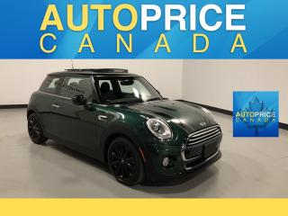 Used 2014 MINI Cooper Cooper HEADS UP DISPLAY|NAVIGATION|MOONROOF for sale in Mississauga, ON