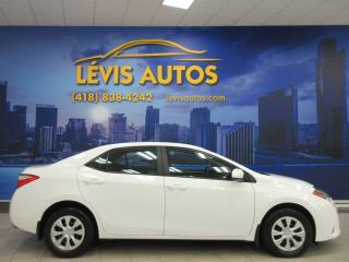 Used 2015 Toyota Corolla CE for sale in Lévis, QC