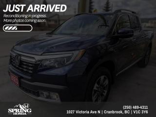 Used 2017 Honda Ridgeline Touring $284 BI-WEEKLY - $0 DOWN for sale in Cranbrook, BC