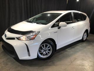 Used 2015 Toyota Prius V for sale in St-Eustache, QC