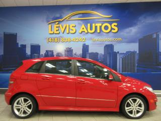 Used 2011 Mercedes-Benz B200 for sale in Lévis, QC