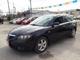 Used 2008 Mazda MAZDA3 CERTIFIED for sale in Oshawa, ON
