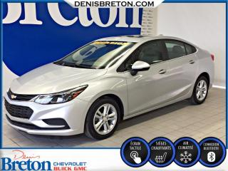 Used 2016 Chevrolet Cruze T.ouvrant for sale in St-Eustache, QC