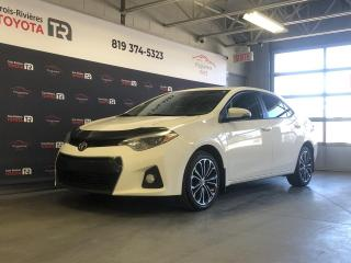 Used 2014 Toyota Corolla S Premium - Mags - Toit - Caméra for sale in Trois-Rivières, QC