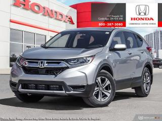 New 2019 Honda CR-V LX for sale in Cambridge, ON