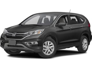 Used 2016 Honda CR-V EX POWER SUNROOF | HEATED SEATS | REARVIEW CAMERA WITH GUIDELINES for sale in Cambridge, ON