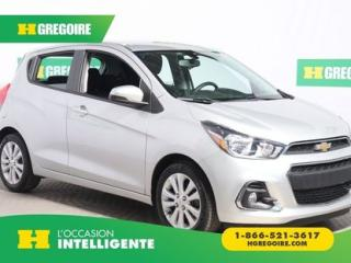 Used 2016 Chevrolet Spark LT A/C MAGS CAM for sale in St-Léonard, QC