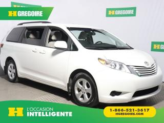 Used 2017 Toyota Sienna LE A/C MAGS CAM for sale in St-Léonard, QC