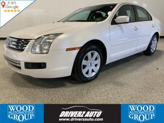 Used 2009 Ford Fusion SE MANUAL, CLEAN CARFAX, ONE OWNER for sale in Calgary, AB