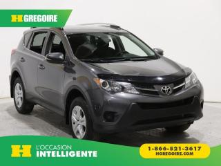 Used 2015 Toyota RAV4 LE AC GR ELEC for sale in St-Léonard, QC