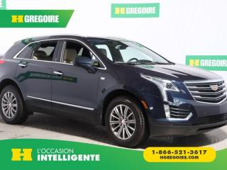 Used 2017 Cadillac XTS LUXURY AWD TOIT CUIR for sale in St-Léonard, QC